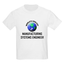 World's Coolest MANUFACTURING SYSTEMS ENGINEER Kid