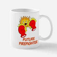 Future Firefighter Cartoon Mug