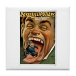 Royal Lilliputians Tile Coaster