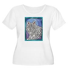 Whisperingtree Wolf Totem - Plus Size Scoop