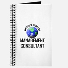 World's Coolest MANAGEMENT CONSULTANT Journal