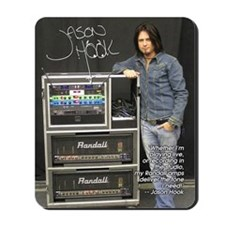 Jason/Randall Amps Mousepad