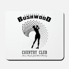 Bushwood Country Club Mousepad