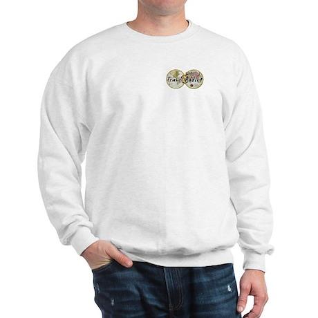 N & S America, Europe, Austra Sweatshirt