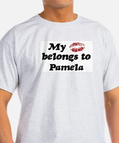 Kiss Belongs to Pamela T-Shirt
