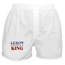 LEROY for king Boxer Shorts