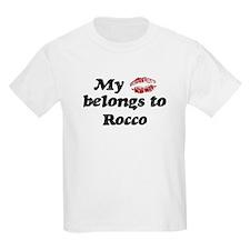 Kiss Belongs to Rocco T-Shirt