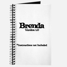 Brenda - Version 1.0 Journal