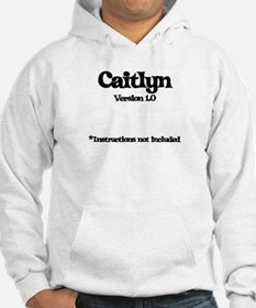 Caitlyn - Version 1.0 Jumper Hoody