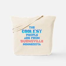 Coolest: Burnsville, MN Tote Bag