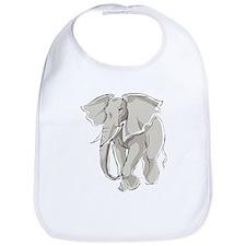 ELEPHANT (25) Bib