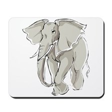 ELEPHANT (25) Mousepad