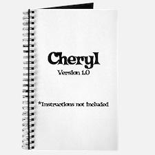 Cheryl - Version 1.0 Journal