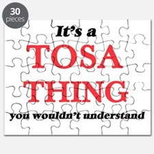 It's a Tosa thing, you wouldn't und Puzzle