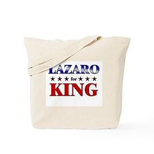 LAZARO for king Tote Bag