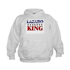 LAZARO for king Hoodie