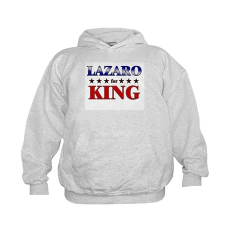 LAZARO for king Kids Hoodie