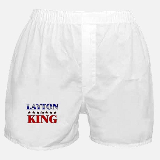 LAYTON for king Boxer Shorts