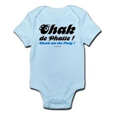 Chak de Phatte! Infant Bodysuit