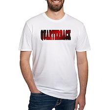 red & black QB Shirt