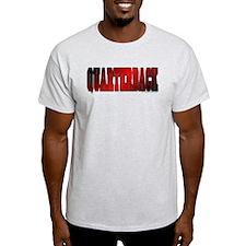 red & black QB T-Shirt