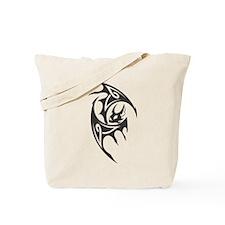 Black Bat #35 Tote Bag