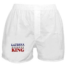 LATRELL for king Boxer Shorts