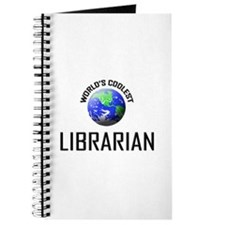 World's Coolest LIBRARIAN Journal