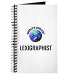 World's Coolest LEXIGRAPHIST Journal