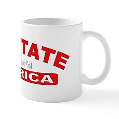 Red State America Mug