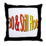 30th Birthday Throw Pillow