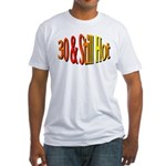 30th Birthday Fitted T-Shirt