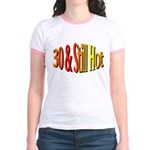 30th Birthday Jr. Ringer T-Shirt