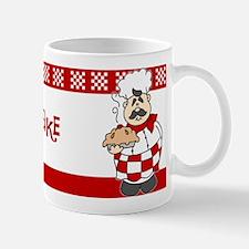 Chef I Bake Mug