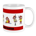 Proud Firefighter Mug