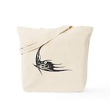 Black Bat #27 Tote Bag
