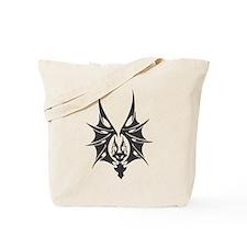 Black Bat #26 Tote Bag