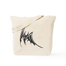 Black Bat #25 Tote Bag