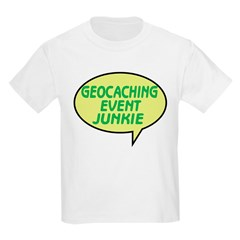 Event Junkie Kids T-Shirt