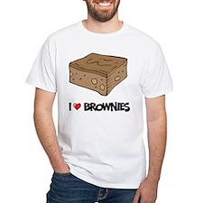 I Love Brownie Shirt