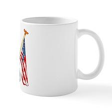 Weimaraner 4th Of July Mug