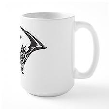Black Bat #14 Mug