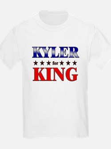 KYLER for king T-Shirt