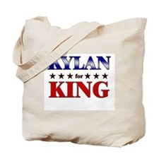 KYLAN for king Tote Bag