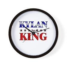 KYLAN for king Wall Clock