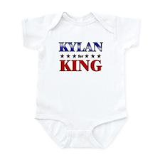 KYLAN for king Infant Bodysuit