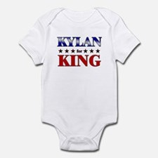 KYLAN for king Infant Bodysuit