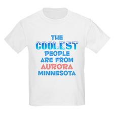 Coolest: Aurora, MN T-Shirt