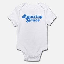 Amazing Grace Christian Infant Bodysuit