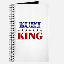 KURT for king Journal
